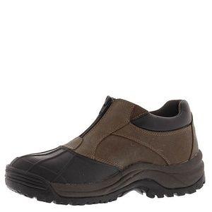 Propet Mens Snow Rain Ankle Boots Size 11w,  12ew